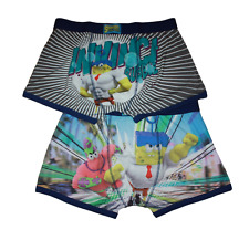 Spongebob Movie - Men's 2 pack size L Hipsters /  boxer shorts
