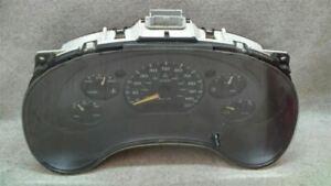 Speedometer Instrument Cluster 16267365 Fits 00-05 CHEVROLET BLAZER S10/JIMMY