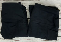 Skechers Ladies' Go Flex High Waisted Leggings Black EUC Various Sizes