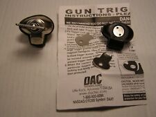 Two trigger locks, one Winchester and one Dac Technologies