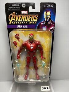 Hasbro Marvel Avengers Infinity War Iron Man Legends Series