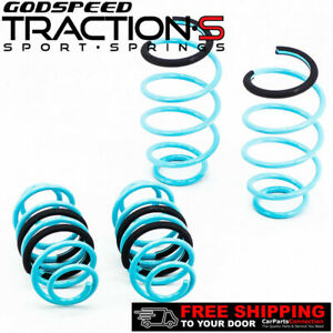 Godspeed Traction-S Lowering Springs For CHEVROLET SONIC 12-14  LS-TS-CT-0001