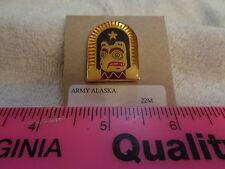 Army Alaska 22M Unit Crest, DI, DUI (DRAW#K12)