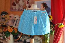 jupe neuve lili gaufrette poche lien liberty nell coll 8 ans  adorable