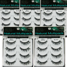 (20 Paires) Ardell Demi Wispies Naturel Emballage Multiple Faux Cils Faux Cils