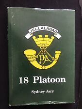 More details for 18 platoon by sydney jary 1st edition signed copy1987  somerset light infantry