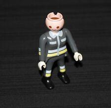 Playmobil pompiers femme pompier ( sans cheveux ) 3176 3175 5705 3885