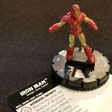 IRON MAN - 001 - Common Figure Heroclix Avengers Infinity Set