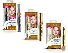 Cover Your Roots Waterproof Gray Coverage Variety Pack - 3 PC Set: Medium Brown