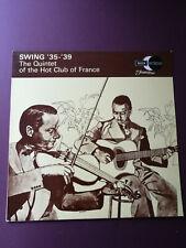 Swing '35 - '39 The Quintet Hot Club France Decca ECM2051 Reinhardt Grappelli NM