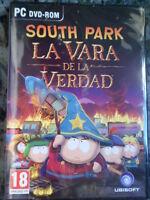 SOUTH PARK LA VARA DE LA VERDAD PC Nuevo precintado Gran aventura en castellano
