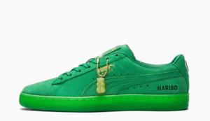 Puma Suede Classic x Haribo Amazon Green 382565-01 Size 8