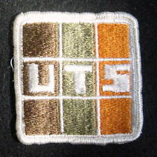 UTS EMBROIDERED SEW ON ONLY PATCH ADVERTISING UNIFORM HAT SHIRT JACKET