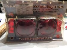 Universal Rear Tail Light Kit - Submersible for boat trailer