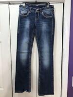 """VIGOSS Women's """"The Chelsea"""" Slim Boot Leg Jeans Size 4"""
