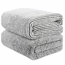 """55"""" x 29"""" Oversized Bath Towels Bamboo, Microfiber Shower Towel for Body, Towel"""