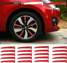 Suzuki Swift Sport 2017 onwards Alloy Wheel decals stickers overlays