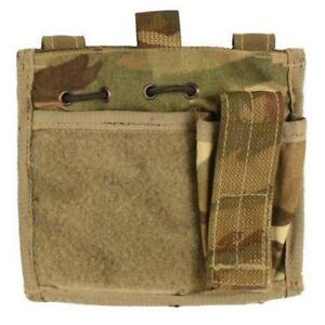 British Army Genuine Issue MTP Osprey Commanders Pouch / Admin Panel Pouch