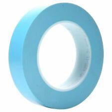 """3M Scotch® Fine Line Tape 215, 1"""" x 60 yds. Blue Polypropylene Film Masking Tape"""