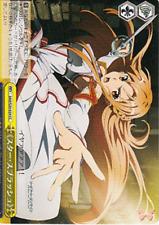 Sword Art Online Weiss Schwarz Trading Card CX SAO/S20-024 CC Asuna  Star Splash