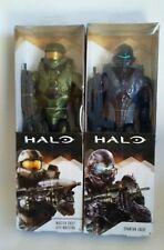 """Halo Master Chief & Spartan Locke 12"""" Inch Action Figures"""