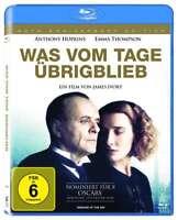 Was vom Tage übrigblieb [Blu-ray](NEU/OVP) Anthony Hopkins, Emma Thompson, James