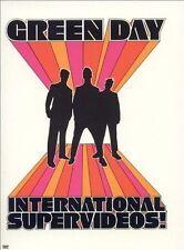 International Supervideos! [Video/DVD] by Green Day (DVD, Nov-2001, Warner Bros.
