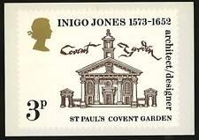 Great Britain 1973  Scott #702  PHQ Card