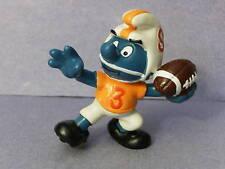 SMURF -- Vintage --  Football Quarterback