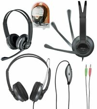NEW TRUST 15482 SUPER STYLISH HS2800 ANALOGUE HEADSET LIMITED OFFER