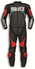 DUCATI Corse C3 Lederkombi Kombi 2tlg Leather Suit schwarz NEU !!