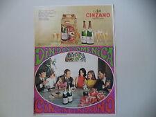 advertising Pubblicità 1967 ASTI CINZANO
