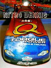 "NHRA Tony Pedregon 1:16 NITRO Funny Car MILESTONE Diecast Drag Racing ""RARE"""