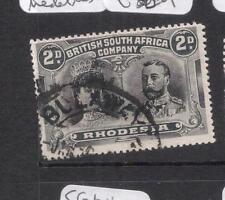 Rhodesia SG 171 RSC K Position 10 Medal VFU (7ddh)