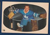 JOHNNY BOWER 62-63 PARKHURST 1962-63 NO 16 EXMINT  5228