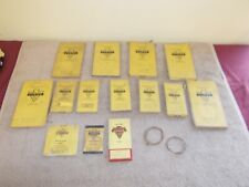 NEW OLD STOCK CLINTON ENGINE PISTON RING SETS NOS HIT MISS PARTS