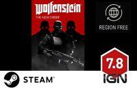 Wolfenstein the New Order [PC] Steam Download Key