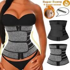 Para mujer fajas para adelgazar reductoras abdomen de ejercicio y para Mujer Hombre