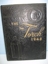 1948 Torch, Chapman Technical High School, New London, Connecticut Yearbook