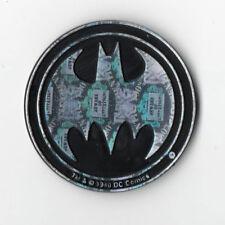 Waddingtons Batman Pog Slammer Kini Circa 1995 - silver variety