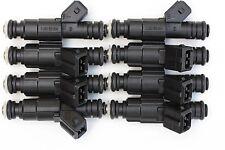 8 -1987-95 Porsche 928 Bosch 0280155884 Gen III 4-hole Fuel Injectors NEW SET