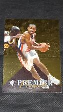 1994-95 SP #3 Grant Hill Rookie Basketball Card