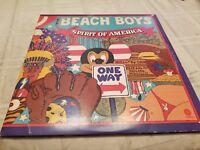 The Beach Boys Spirit Of America Vinyl Record LP - Rock - 1975 - Capitol