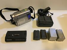 Panasonic NV-DS77 Mini DV, 3,8Zoll LCD Camcorder, ideal für Digitalisierung OVP