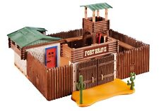 Playmobil Western ACW Fort Brave fuerte del Oeste Ref 6427