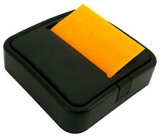 4A Pop-up Note Dispenser Black with 3x3 Sticky Notes 1 Dispenser/Pack, 4A PSS 7