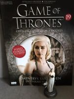 Game Of Thrones GOT Official Collectors Models #19 Daenerys (Dothraki Khaleesi)