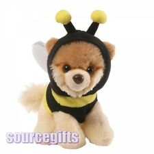 NEW * ITTY BITTY BOO * BEE BOO GUND WORLDS MOST CUTE DOG BOO FREE POST