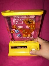 1982 Vintage Tomy Waterful Pac Man Water Toy Game Tested Works Bally Midway