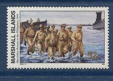 Marshall Islands 1994 World War 2 WW II Scott 496 McArthur Philippines W82 NH